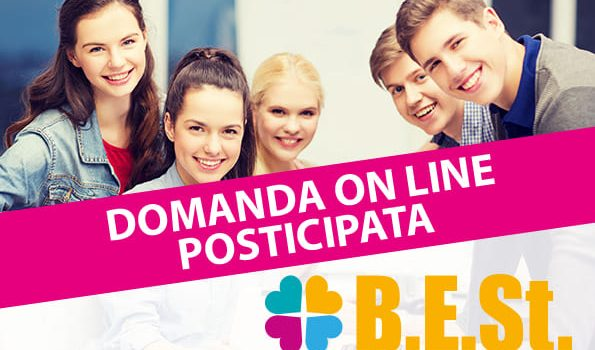 Posticipo domanda on line BESt